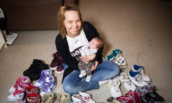 Perhe Pekanpalo: Miten pärjää asunnoton ensisynnyttäjä?